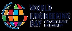Logotipo para el Día Mundial de la Ingeniería para el Desarrollo Sostenible